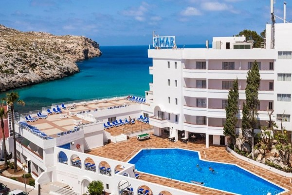 Vue panoramique - Globales Simar Hôtel Globales Simar3* Majorque (palma) Baleares