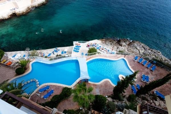 Hotel roc illetas playa illetas baleares promovacances for Hotel design palma de majorque
