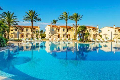 Baleares-Minorque, Hôtel Bluerooms Las Palmeras 3*