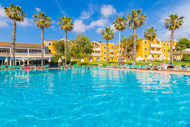Baleares : Club Jumbo Vacances Menorca Resort