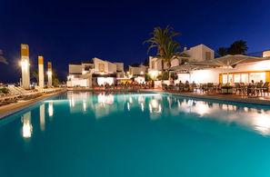 Baleares-Minorque, Hôtel Roc Lago Park 3*