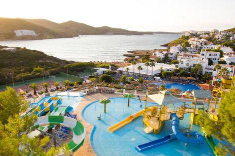 Baleares-Minorque, Club Framissima Carema Club Resort 4*