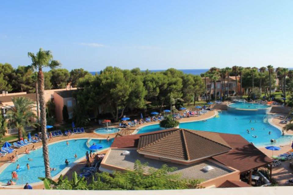 Hôtel Princesa Playa Minorque Baleares