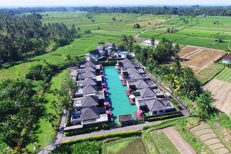 Bali-Denpasar, Hôtel Furama Villas & Spa 4*