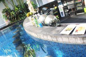 Bali-Denpasar, Hôtel Eden Kuta 4*
