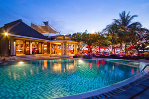 Bali-Denpasar, Hôtel Kuta Sea View Boutique Resort & Spa 4*