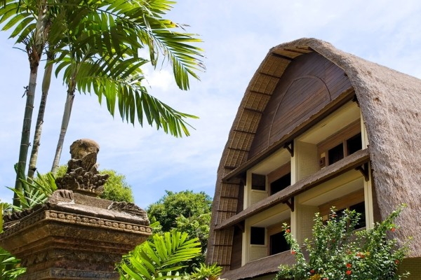 Façade - Mercure Sanur Resort Hôtel Mercure Sanur Resort4* Denpasar Bali