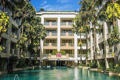 Bali-Denpasar, Hôtel Aston Kuta 4*