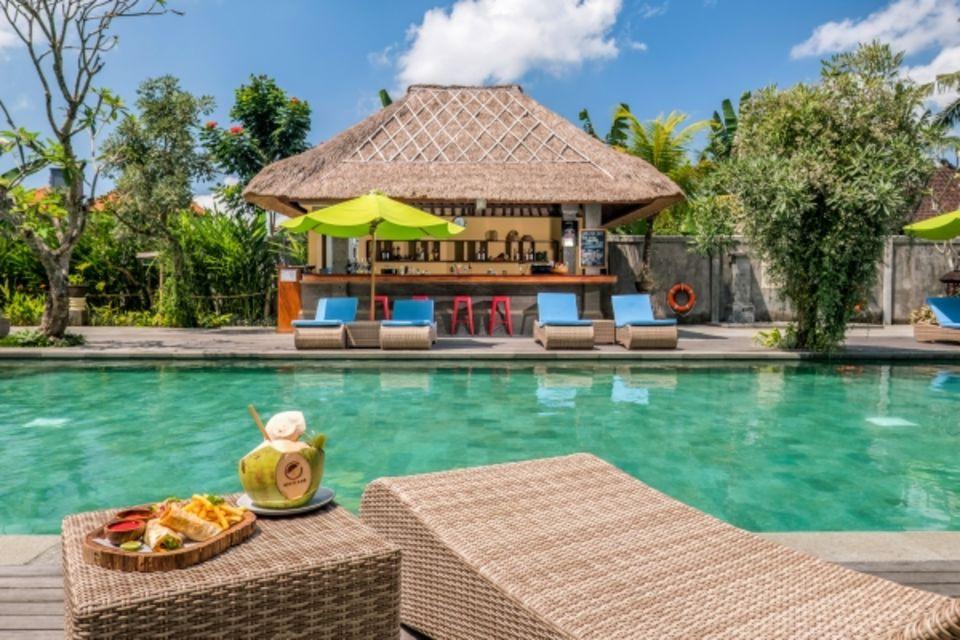 Hôtel Element by Westin Ubud Denpasar Bali