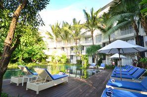 Bali-Denpasar, Hôtel Fontana 4*