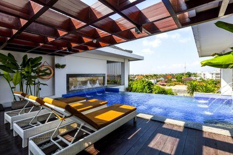 Bali-Denpasar, Hôtel Harris Seminyak 4*