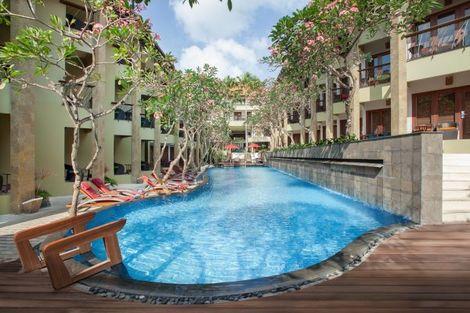 Bali-Denpasar, Hôtel Ibis Styles Bali Legian 3*