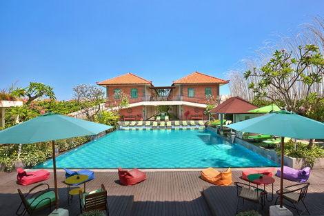 Bali-Denpasar, Hôtel Maison At C Boutique & Spa 4*