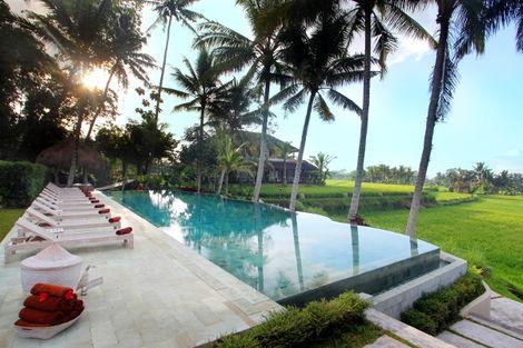 Bali-Denpasar, Hôtel Mathis Retreat Ubud 4*