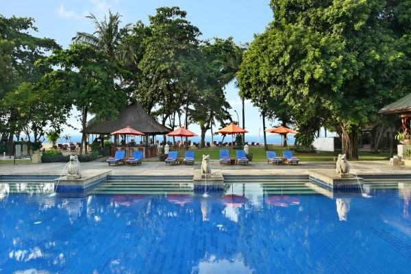 PISCINE 1 - Mercure Sanur Resort Hotel Mercure Resort Sanur4* Denpasar Bali