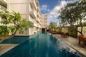 Bali-Denpasar, Hôtel Paragon Seminyak 3*