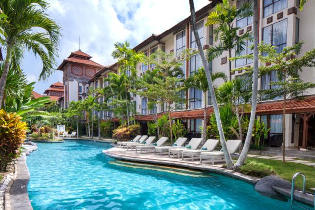 Bali : Hôtel Prime Plaza Sanur