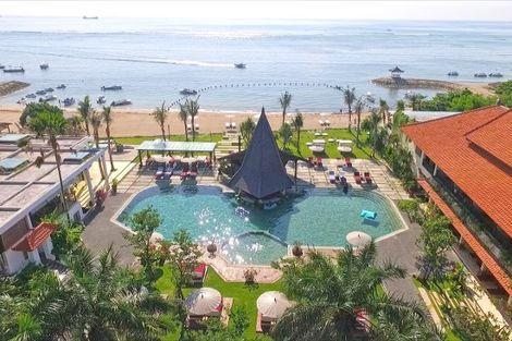 Bali-Denpasar, Hôtel Sadara Boutique Beach Resort 4*