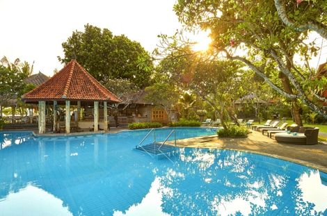 Bali-Denpasar, Hôtel Sol Beach House Benoa by Melia 5*