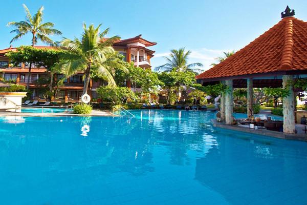 Piscine - Sol Beach House Benoa by Melia Hotel Sol Beach House Benoa Bali - All Inclusive4*Sup Denpasar Bali