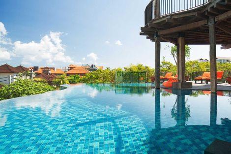 Bali-Denpasar, Hôtel Sun Island Hotel & Spa Legian 4*