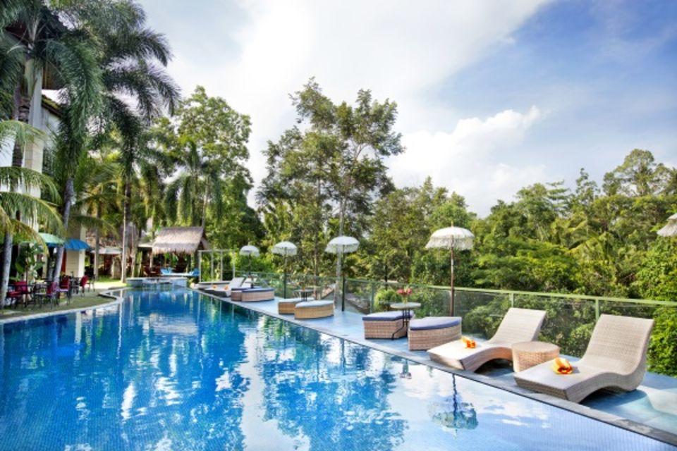 Hôtel The Mansion Boutique Resort & Spa Ubud Bali