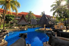 Bali-Denpasar, Hôtel The Tanjung Benoa 4*