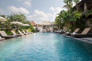 Bali-Denpasar, Hôtel The Ubud Village 4*