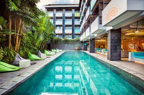 Bali-Denpasar, Hôtel Tijili Seminyak 4*