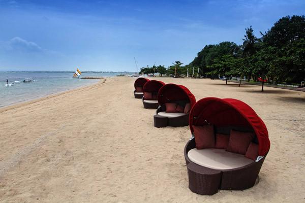 Plage - Prama Sanur Beach Hôtel Prama Sanur Beach4* sup Denpasar Bali