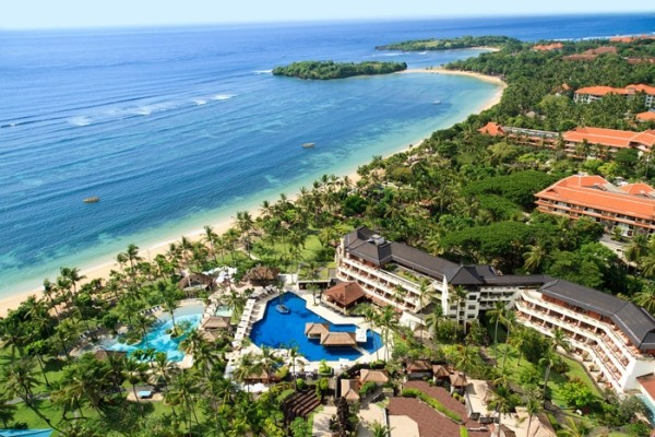 Vue panoramique - Nusa Dua Beach Hotel & Spa Hotel Nusa Dua Beach Hotel5* Denpasar Bali