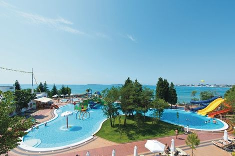 Bulgarie-Burgas, Hôtel Club Hôtel RIU Helios Paradise 4*