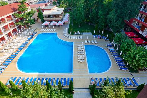 Bulgarie-Burgas, Club Coralia Zornica Résidence 4*