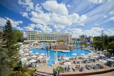 Bulgarie-Burgas, Hôtel DIT Evrika Beach Club Hotel 4*