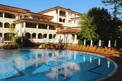 Bulgarie-Burgas, Hôtel HELENA PARK 5*