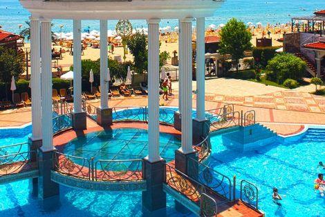 Bulgarie-Burgas, Hôtel Helena Sands 5*