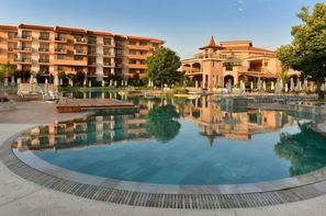 Bulgarie-Burgas, Hôtel HVD Club Hotel Miramar 4*