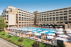 Bulgarie-Burgas, Hôtel Sol Nessebar Bay 4*