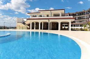 Bulgarie-Burgas, Hôtel Tui Family Life Nevis Resort 4*