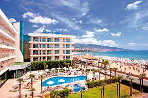 Bulgarie-Varna, Hôtel Evrika Beach Club 4*