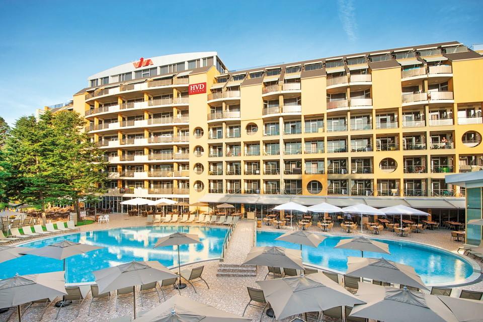 Hôtel HVD Viva Varna Bulgarie