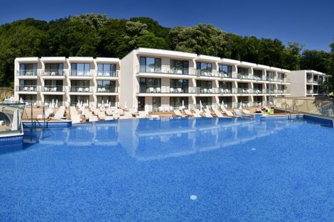 Bulgarie-Varna, Hôtel Adult Only Foresta 3*