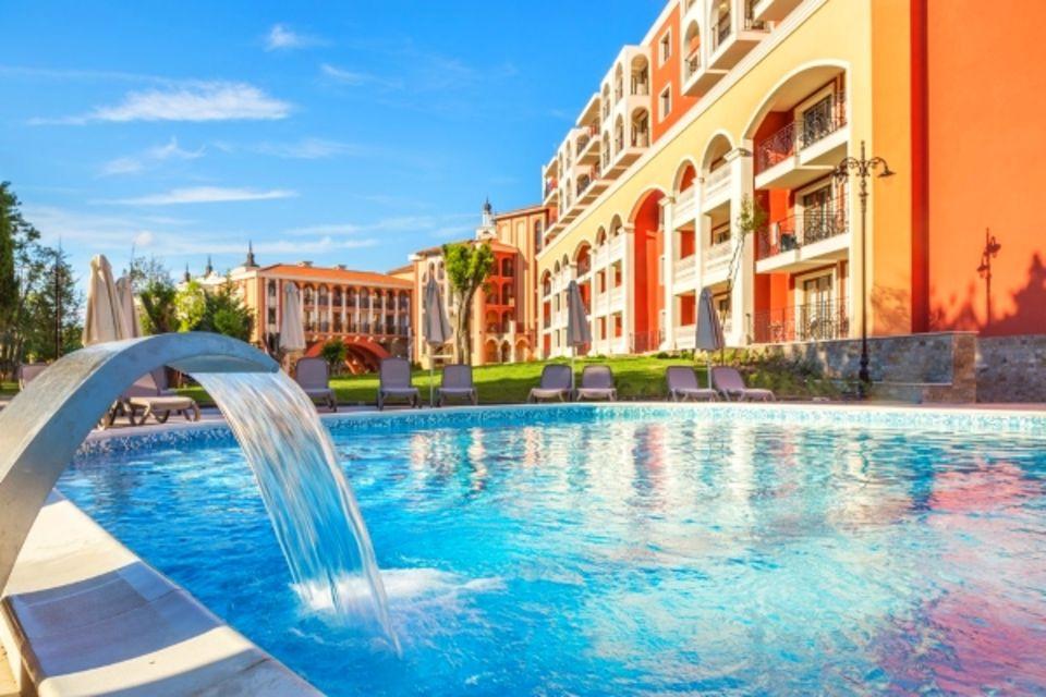 Hôtel Festa Via Pontica Burgas Bulgarie