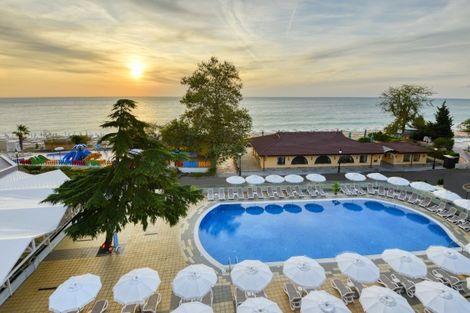 Bulgarie-Varna, Hôtel Marea 4*