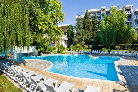 Bulgarie-Varna, Hôtel Sandy Beach 4*