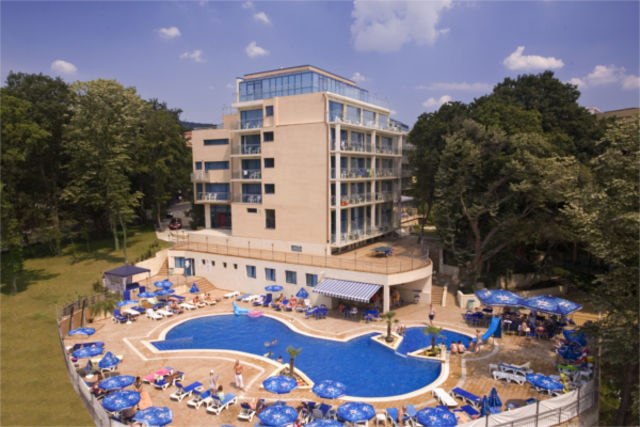 Bulgarie : Hôtel Holiday Park