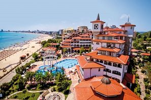 Bulgarie-Varna, Hôtel Royal Palace Helena Sands - La collection 5*