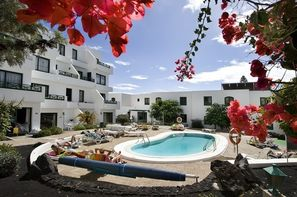 Canaries-Arrecife, Hôtel Aparthotel HG Lomo Blanco 2*