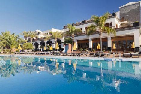 Canaries-Arrecife, Hôtel H10 Rubicon Palace 5*