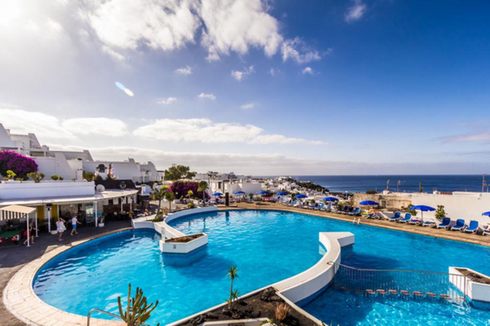 Hôtel BelleVue Aquarius Lanzarote Canaries